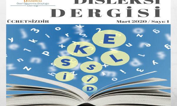 Disleksi Dergisi 2. Sayı